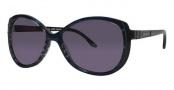 BCBG Max Azria Lively Sunglasses Sunglasses - BLU Blue Horn