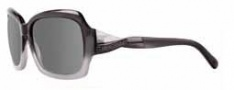 BCBG Max Azria Silk Sunglasses Sunglasses - GRE Grey Gradient / Grey Lenses
