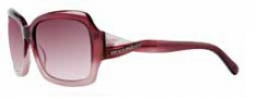 BCBG Max Azria Silk Sunglasses Sunglasses - ROS Rose Gradient / Rose Gradient Lenses