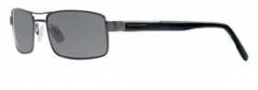 BCBG Max Azria Triton Sunglasses Sunglasses - PEW Pewter