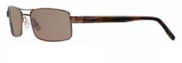 BCBG Max Azria Triton Sunglasses Sunglasses - BRO Brown