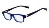 Nike 5518 Eyeglasses Eyeglasses - 428 Blue Tortoise