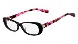 Nike 5521 Eyeglasses Eyeglasses - 003 Black
