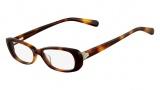 Nike 5521 Eyeglasses Eyeglasses - 201 Tortoise