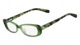 Nike 5521 Eyeglasses Eyeglasses - 316 Green