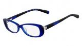 Nike 5521 Eyeglasses Eyeglasses - 428 Blue