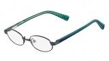 Nike 5565 Eyeglasses Eyeglasses - 325 Cargo / Storm Blue