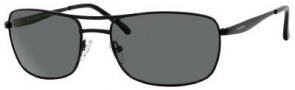 Chesterfield Laid Back/S Sunglasses Sunglasses - Semi Shiny Black