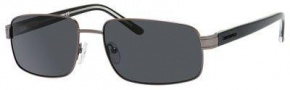 Chesterfield Shepherd/S Sunglasses Sunglasses - Gunmetal