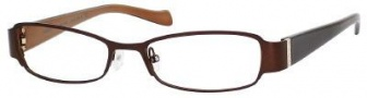 Marc By Marc Jacobs MMJ 449 Eyeglasses Eyeglasses - Semi Brown Bronze
