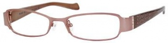Marc By Marc Jacobs MMJ 449 Eyeglasses Eyeglasses - Matte Rose Brown
