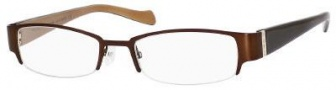 Marc By Marc Jacobs MMJ 450 Eyeglasses Eyeglasses - Semi Brown Bronze