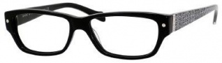 Marc By Marc Jacobs MMJ 451 Eyeglasses Eyeglasses - Shiny Black
