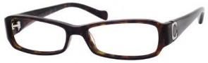 Marc By Marc Jacobs MMJ 455 Eyeglasses Eyeglasses - Dark Havana