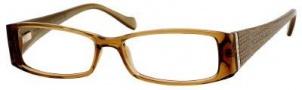 Marc By Marc Jacobs MMJ 458 Eyeglasses Eyeglasses - Beige Brown Nut