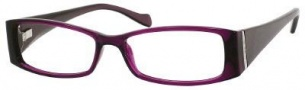 Marc By Marc Jacobs MMJ 458 Eyeglasses Eyeglasses - Violet Porpora Black