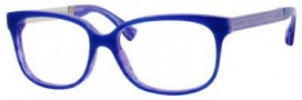 Marc By Marc Jacobs MMJ 462 Eyeglasses Eyeglasses - Striped Violet / Violet
