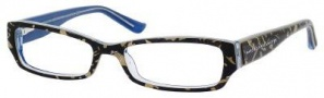 Marc By Marc Jacobs MMJ 471 Eyeglasses Eyeglasses - Print Blue