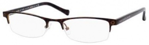 Marc By Marc Jacobs MMJ 483 Eyeglasses Eyeglasses - Havana Dark Havana
