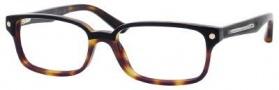 Marc By Marc Jacobs MMJ 489 Eyeglasses Eyeglasses - Black Tortoise