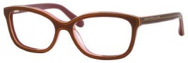 Marc By Marc Jacobs MMJ 498 Eyeglasses Eyeglasses - Brown Orange