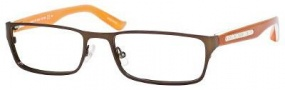 Marc By Marc Jacobs MMJ 503 Eyeglasses Eyeglasses - Brown Orange White