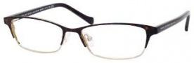 Marc By Marc Jacobs MMJ 504 Eyeglasses Eyeglasses - Dark Havana Gold Havana