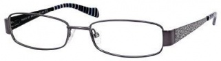 Marc By Marc Jacobs MMJ 505 Eyeglasses Eyeglasses - Dark Ruthenium Black