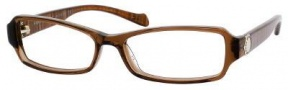 Marc By Marc Jacobs MMJ 506 Eyeglasses Eyeglasses - Brown Striped