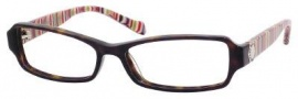 Marc By Marc Jacobs MMJ 506 Eyeglasses Eyeglasses - Dark Havana / Striped