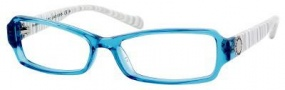 Marc By Marc Jacobs MMJ 506 Eyeglasses Eyeglasses - Turquoise White Gray