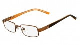 X Games Step Up Eyeglasses Eyeglasses - 210 Satin Brown
