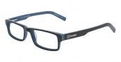X Games Tic Tac Eyeglasses Eyeglasses - 415 Blue Daredevil