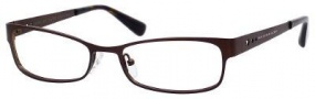 Marc By Marc Jacobs MMJ 516 Eyeglasses Eyeglasses - Semi Matte Dark Brown