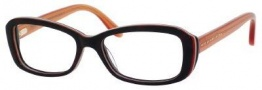 Marc By Marc Jacobs MMJ 524 Eyeglasses Eyeglasses - Gray Havana / Brick