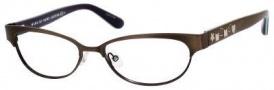 Marc By Marc Jacobs MMJ 528 Eyeglasses Eyeglasses - Brown / Brown Beige Turquoise