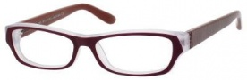 Marc By Marc Jacobs MMJ 537 Eyeglasses Eyeglasses - Burgundy Crystal