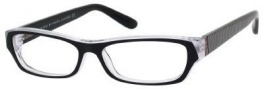 Marc By Marc Jacobs MMJ 537 Eyeglasses Eyeglasses - Crystal Black