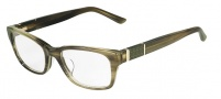 Fendi F958 Eyeglasses Eyeglasses - 318 Striped Green