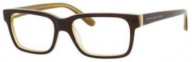 Marc By Marc Jacobs MMJ 557 Eyeglasses Eyeglasses - Blue Brown Honey