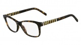 Fendi F1000 Eyeglasses Eyeglasses - 214 Havana