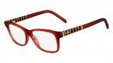 Fendi F1000 Eyeglasses Eyeglasses - 604 Dark Red