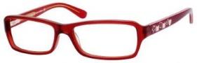 Marc By Marc Jacobs MMJ 540 Eyeglasses Eyeglasses - Burgundy / Fuchsia