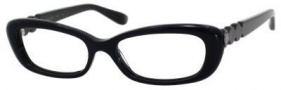 Marc By Marc Jacobs MMJ 541 Eyeglasses Eyeglasses - Shiny Black