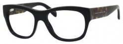 Marc By Marc Jacobs MMJ 546 Eyeglasses Eyeglasses - Black Havana Green