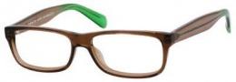 Marc By Marc Jacobs MMJ 549 Eyeglasses Eyeglasses - Transparent Brown / Brown Gray