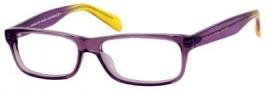 Marc By Marc Jacobs MMJ 549 Eyeglasses Eyeglasses - Transparent Violet / Violet Yell