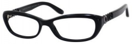 Marc By Marc Jacobs MMJ 550 Eyeglasses Eyeglasses - Black