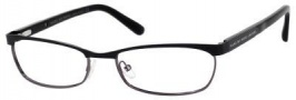Marc By Marc Jacobs MMJ 552 Eyeglasses Eyeglasses - Matte Black Ruthenium / Black