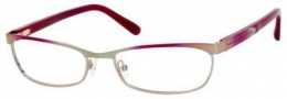 Marc By Marc Jacobs MMJ 552 Eyeglasses Eyeglasses - Rainbow Pink / Light Gold
